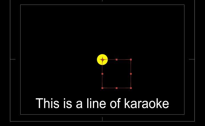Karaoke Ball Setup