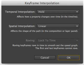 Keyframe Interpolation